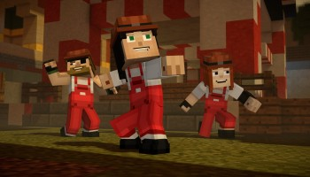 minecraft story mode season 2 episode 3 full game